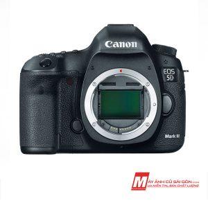 Máy ảnh Fullframe Canon 5D3 cũ ngoại hình đẹp giá rẻ