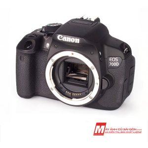 Máy ảnh cũ Canon 700D