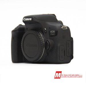 Canon 750D cũ giá rẻ