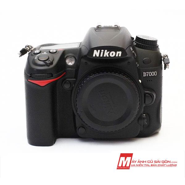 Máy ảnh Nikon D7000 cũ giá rẻ ngoại hình đẹp xách tay Nhật