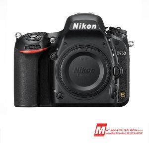 Máy ảnh Fullframe Nikon D750 ngoại hình đẹp giá rẻ
