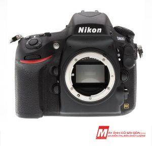 Máy ảnh Fullframe Nikon D800 ngoại hình đẹp giá rẻ