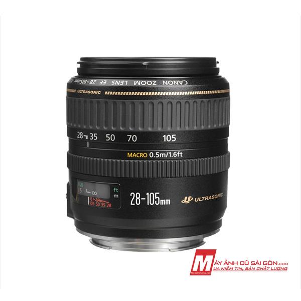 Lens canon canon 28-105 USM cũ ngoại hình đẹp