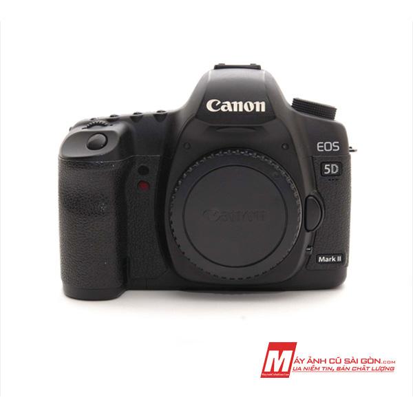 Máy ảnh Canon 5D Mark 2 cũ giá rẻ ngoại hình đẹp