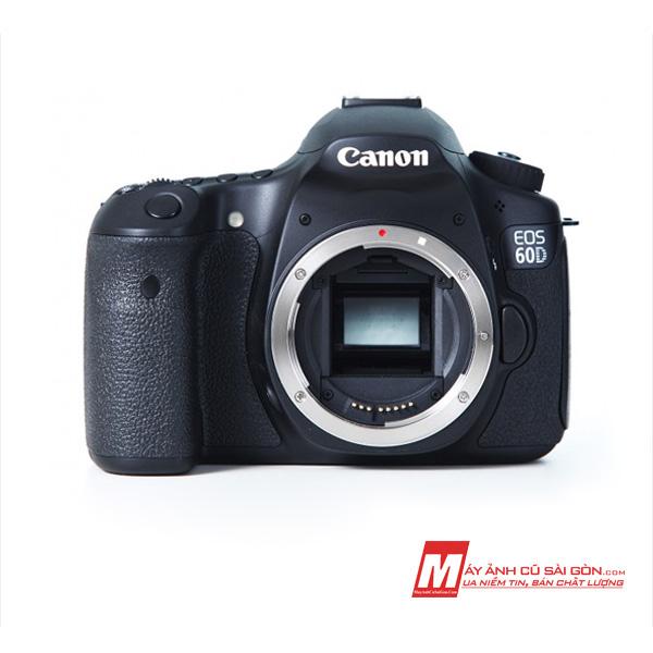 máy ảnh canon 60D cũ