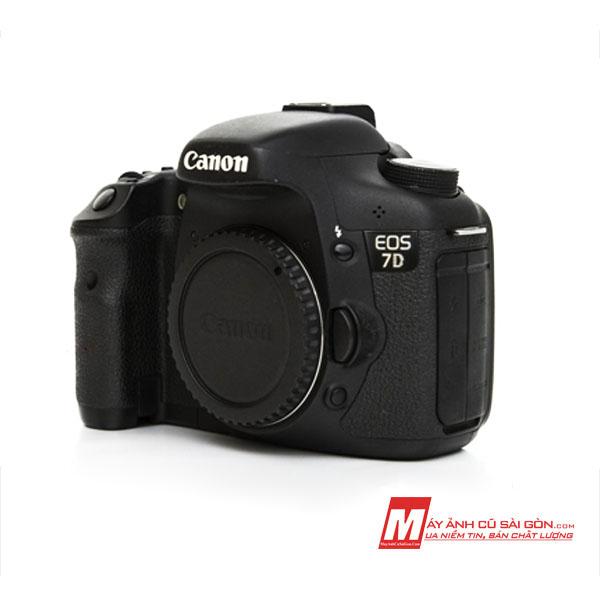 Canon 7D cũ Sài Gòn