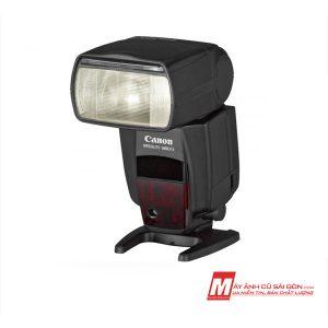 Đèn Flash canon 580EX II ngoại hình đẹp cho máy ảnh Canon DSLR