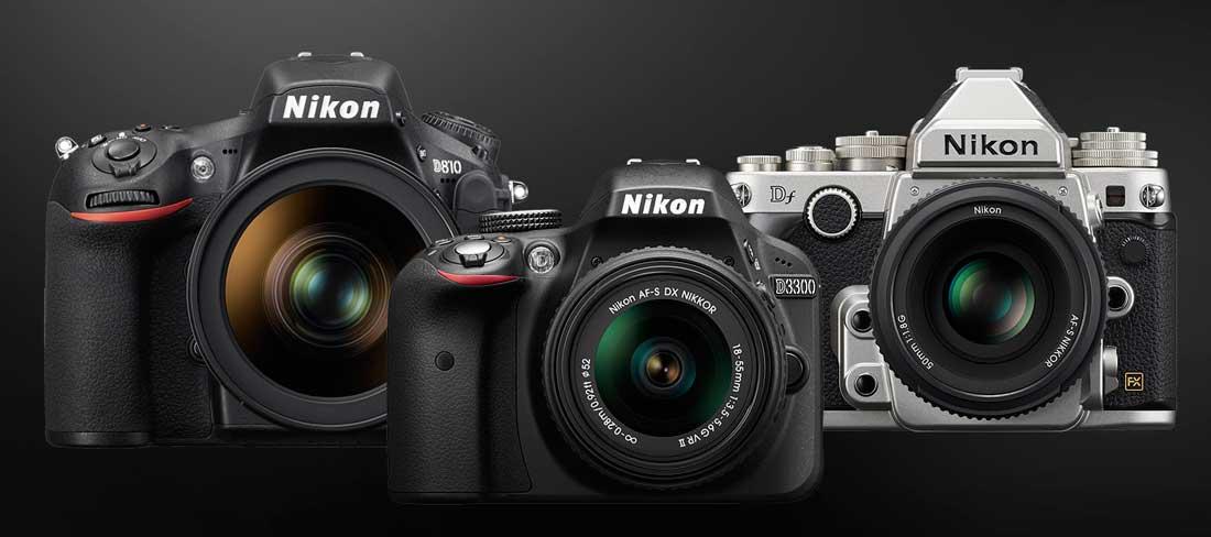 Máy ảnh cũ Nikon TPHCM