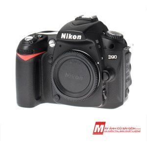 Máy ảnh Nikon D90 cũ giá rẻ ngoại hình đẹp xách tay Nhật