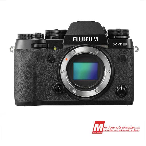 Máy ảnh Fujifilm XT3 cũ ngoại hình đẹp giá rẻ