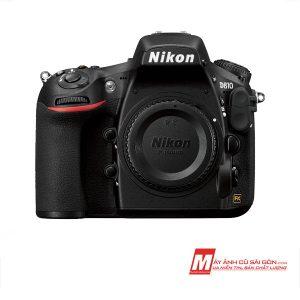 Máy ảnh Fullframe Nikon D810 ngoại hình đẹp giá rẻ