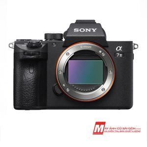 Máy ảnh Sony A7 mark 3 cũ xách tay Nhật giá rẻ ngoại hình đẹp