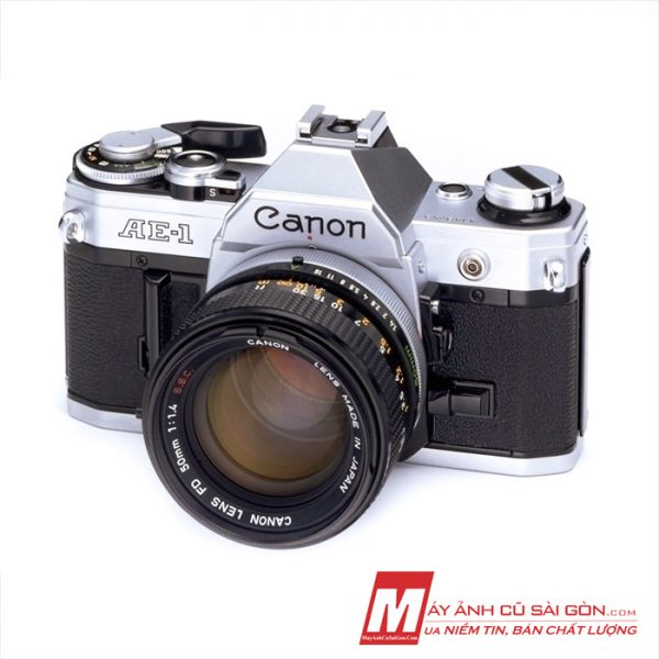Máy ảnh Film Canon AE1