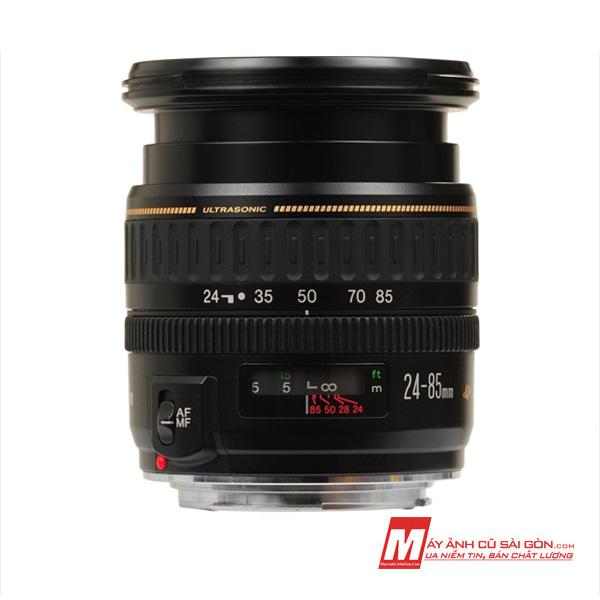 Lens đa dụng sự kiện Canon 24-85 USM đẹp cho máy ảnh Fullframe