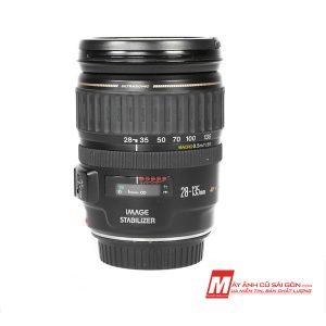 Lens đa dụng sự kiện Canon 28-135 IS USM đẹp cho máy ảnh Fullframe