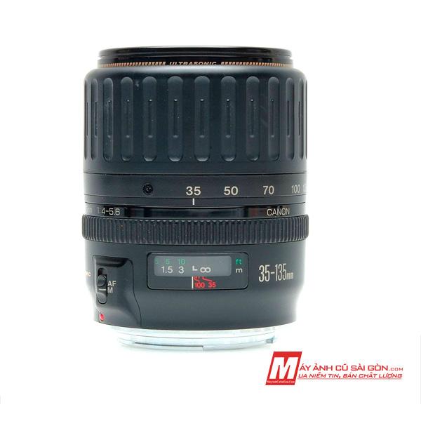Lens đa dụng sự kiện Canon 35-135 USM đẹp cho máy ảnh Fullframe