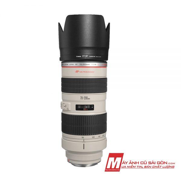 Lens Canon 70-200F2.8 Non IS