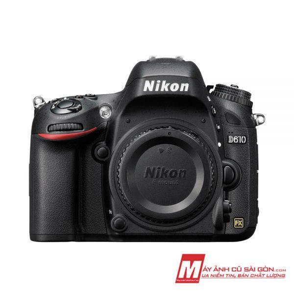 Nikon D610 cũ giá rẻ